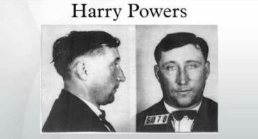 harry powers mugshot