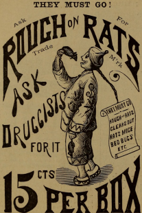 vintage rat poison