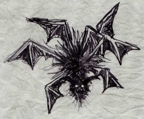 lone pine devil sketch