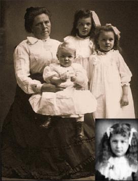 Belle_Gunness_with_children