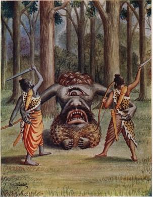Killing_of_Kabandha