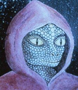 Reptilian-Alien