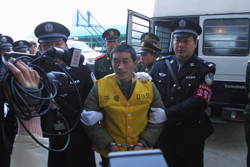 yong on way to trial